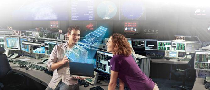 DLR Raumfahrt (Quelle: DLR)