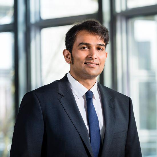 Dr. Abhinand Jha