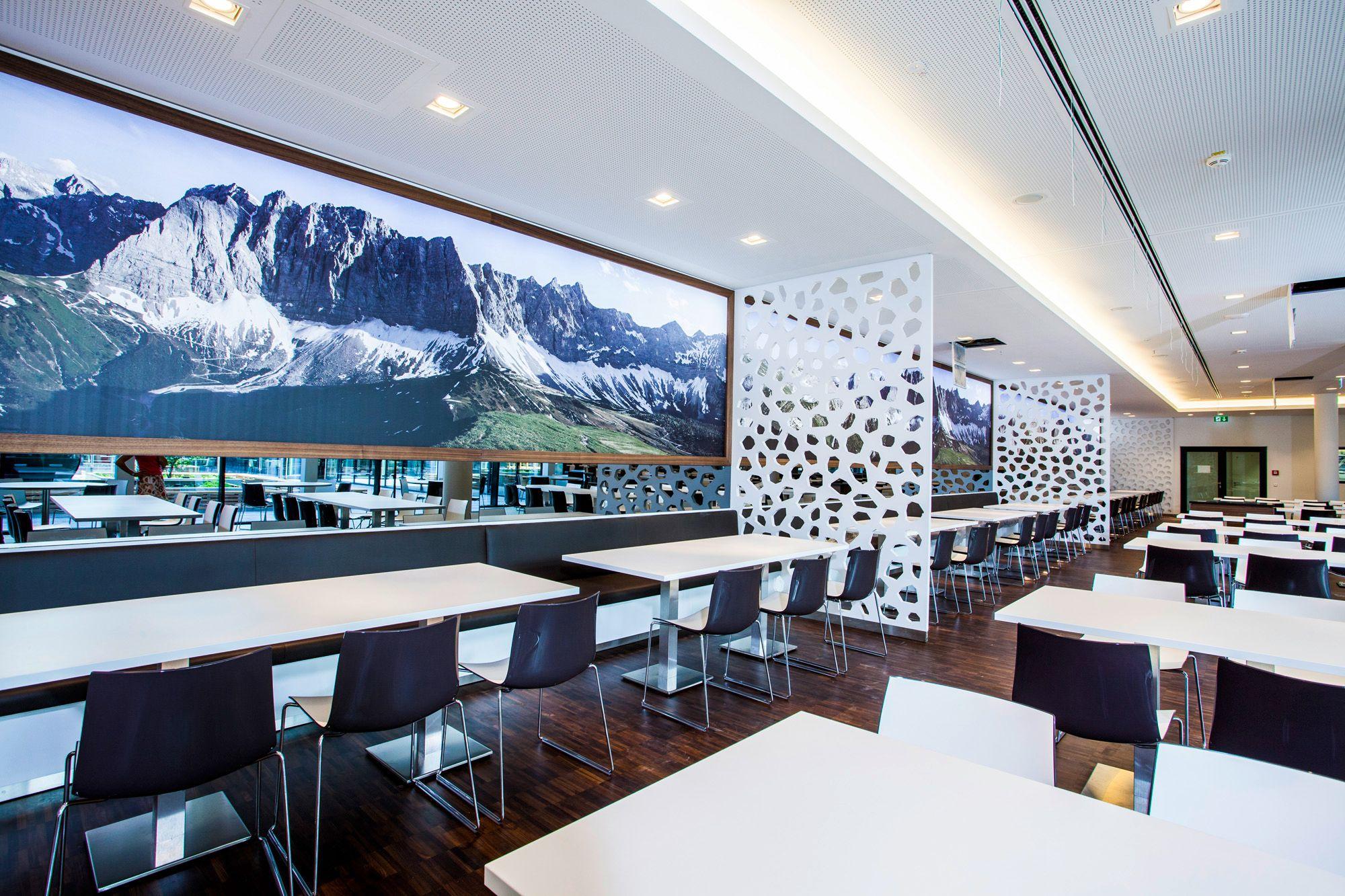 Unser Betriebsrestaurant in München
